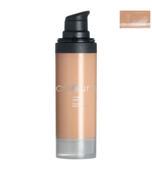 LR Colours Krémový make-up (Medium Sand) 30 ml
