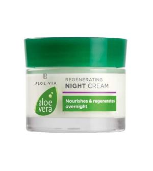 LR Aloe Vera Regeneračný Nočný Krém 50 ml