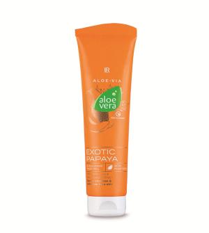 LR Aloe Vera Exotic Papaya Čistiaci gél - 150 ml