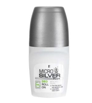 LR Microsilver Deo kulička 50 ml